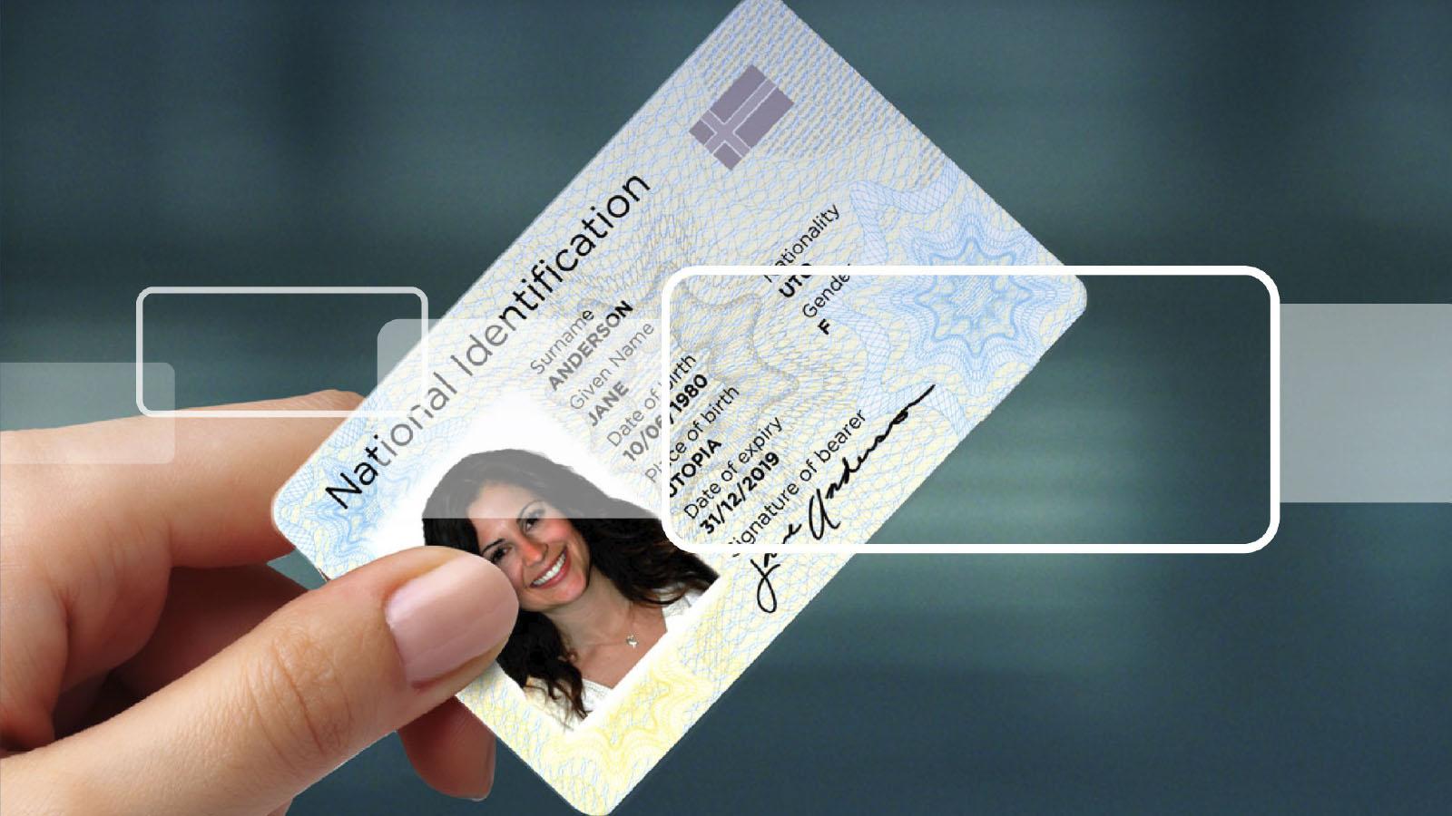 Fargo ID Card Printers Visual Security