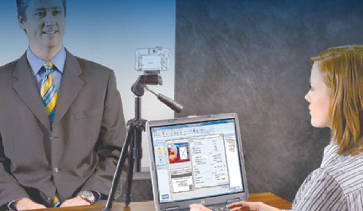 AsureID ID Card Printer Software Creating Photo ID