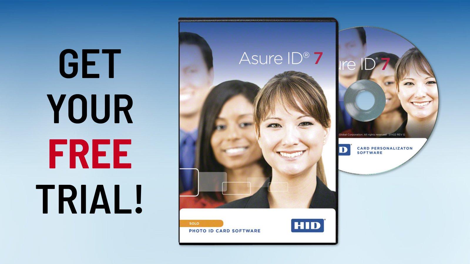Asure ID Card Printer Software Free Trial
